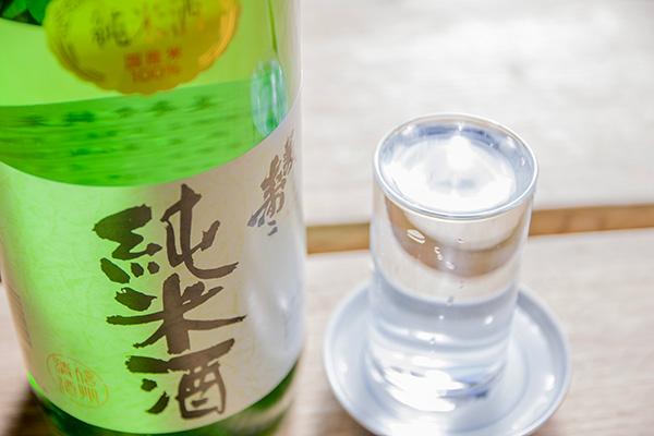 純米酒 美寿々(一合)